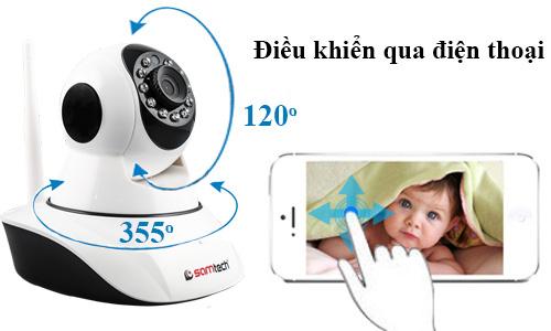 camera-ip-stn2113-dieu-khien-goc-quan-sat-qua-dien-thoai